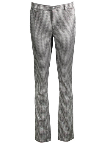 Stretch Houndstooth Pant