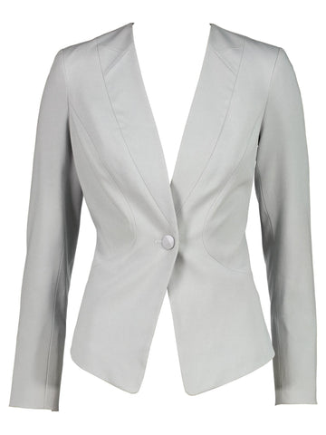 Style: M320JK04DOV,  Viscose Tech Stretch Jacket