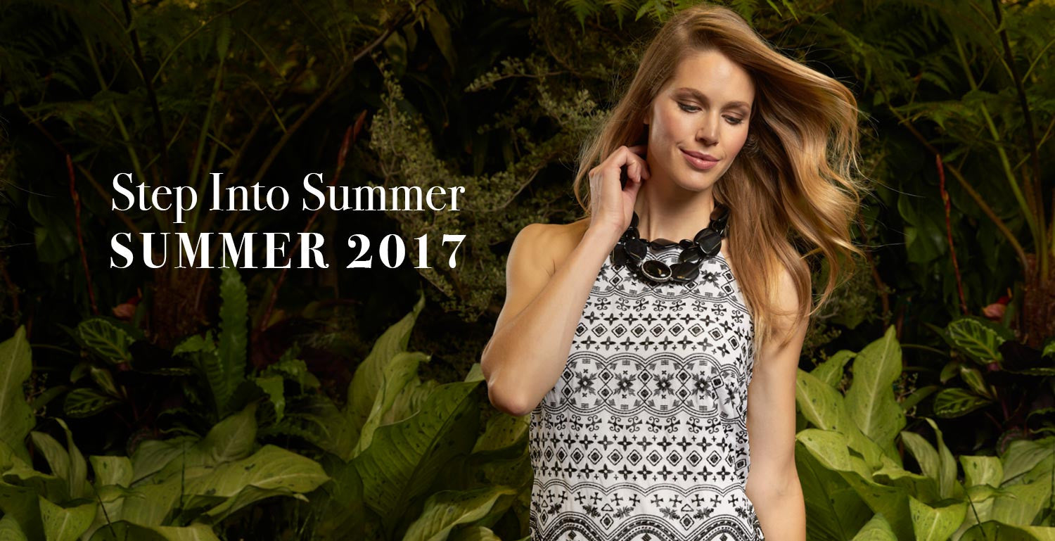 Step into Summer: Summer 2017
