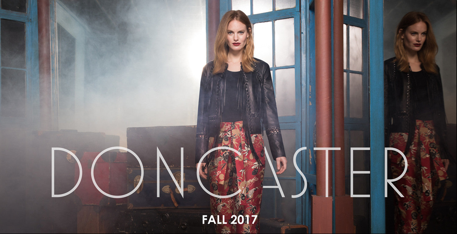 Fall in love with Doncaster Fall 2017