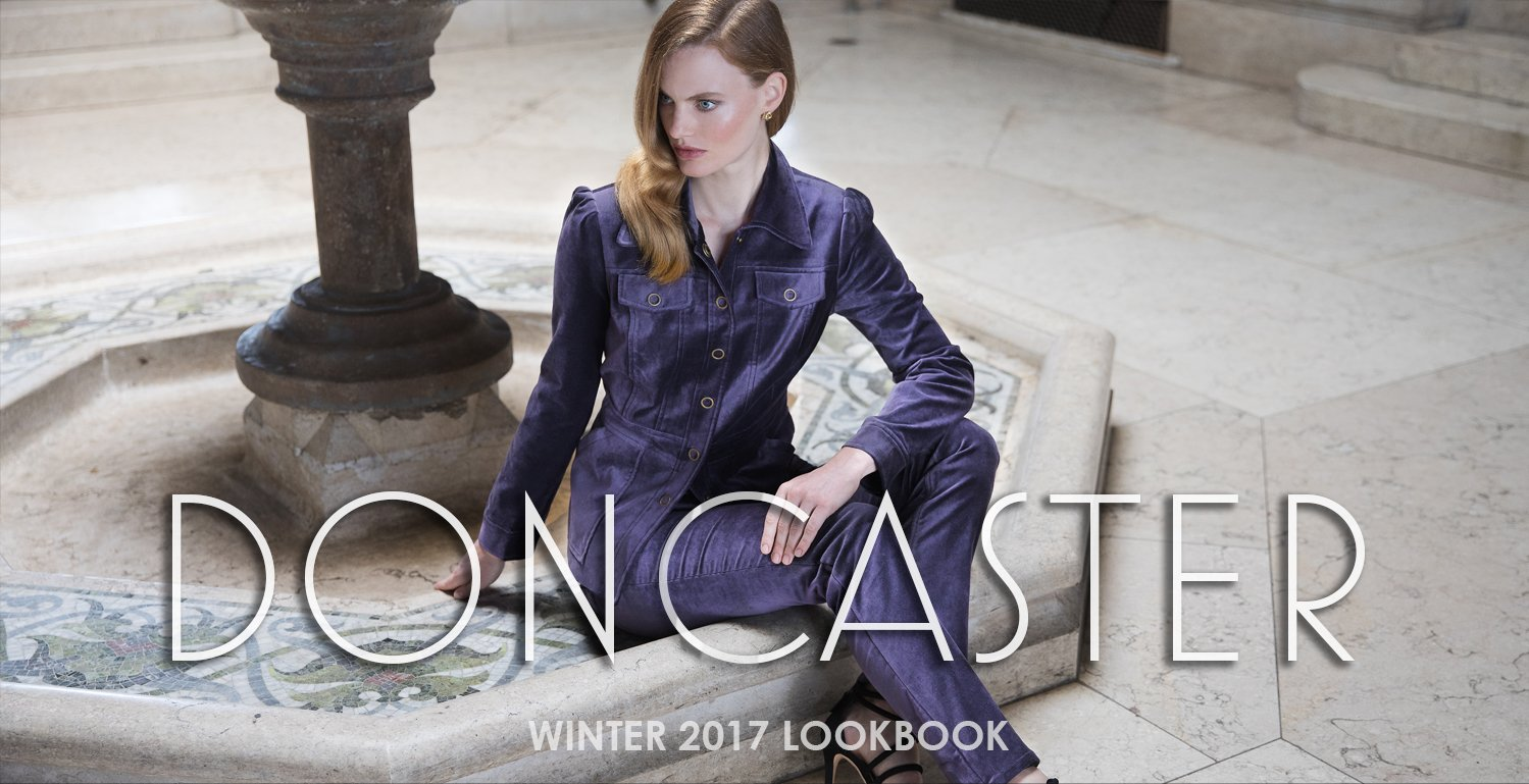 Fall in love with Doncaster Winter 2017