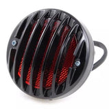 Retro Tail Light Motorbike Grill Harley Davidson Sportster Cafe Racer Bobber, Other Lighting & Indicators - Cafe Racer Parts UK