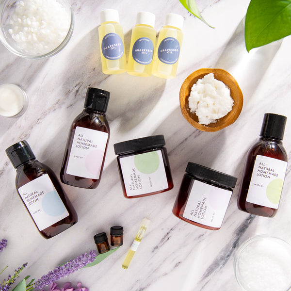 Moisturizing Lotion DIY Kit