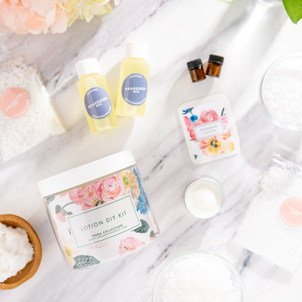 Terra Lotion DIY Kit
