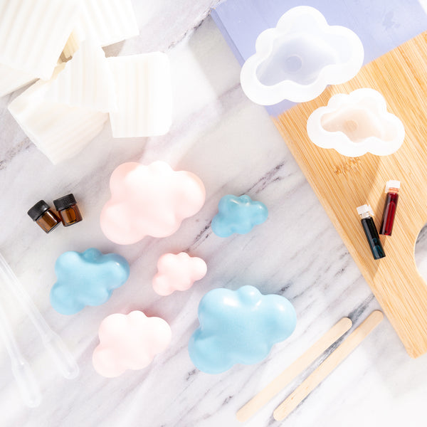Cloud Soap DIY Kit