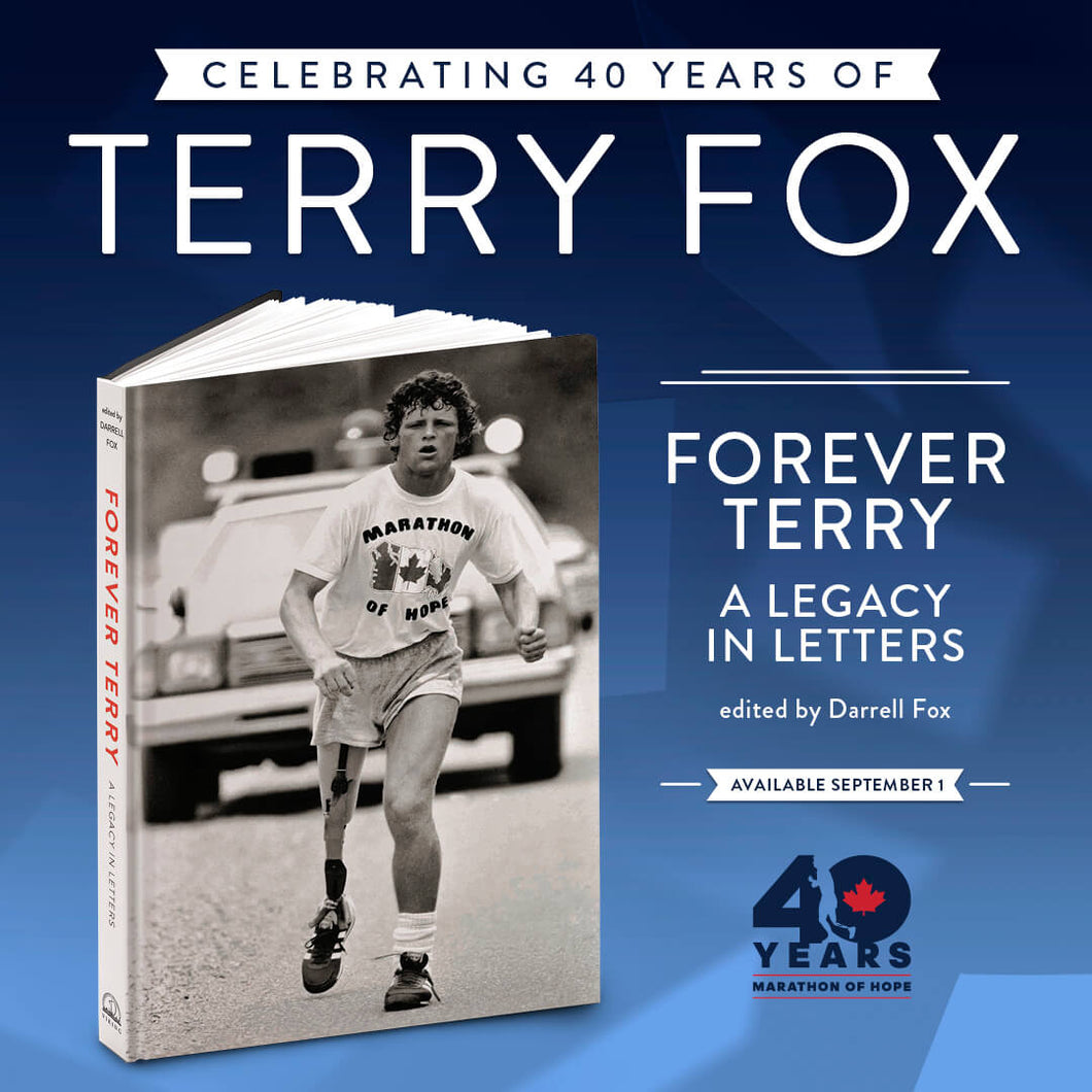 Forever Terry: A Legacy in Letters