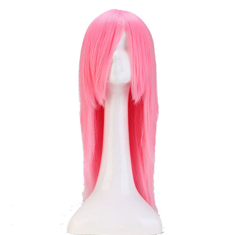 Long Straight Wig - Plain Variants