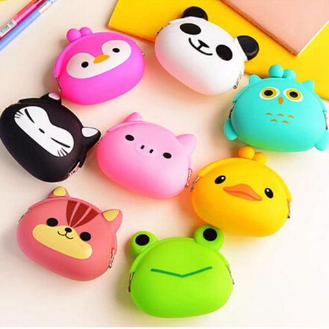 Kawaii Animal Mini Coin Purse