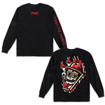 Coffin Long Sleeve - Black