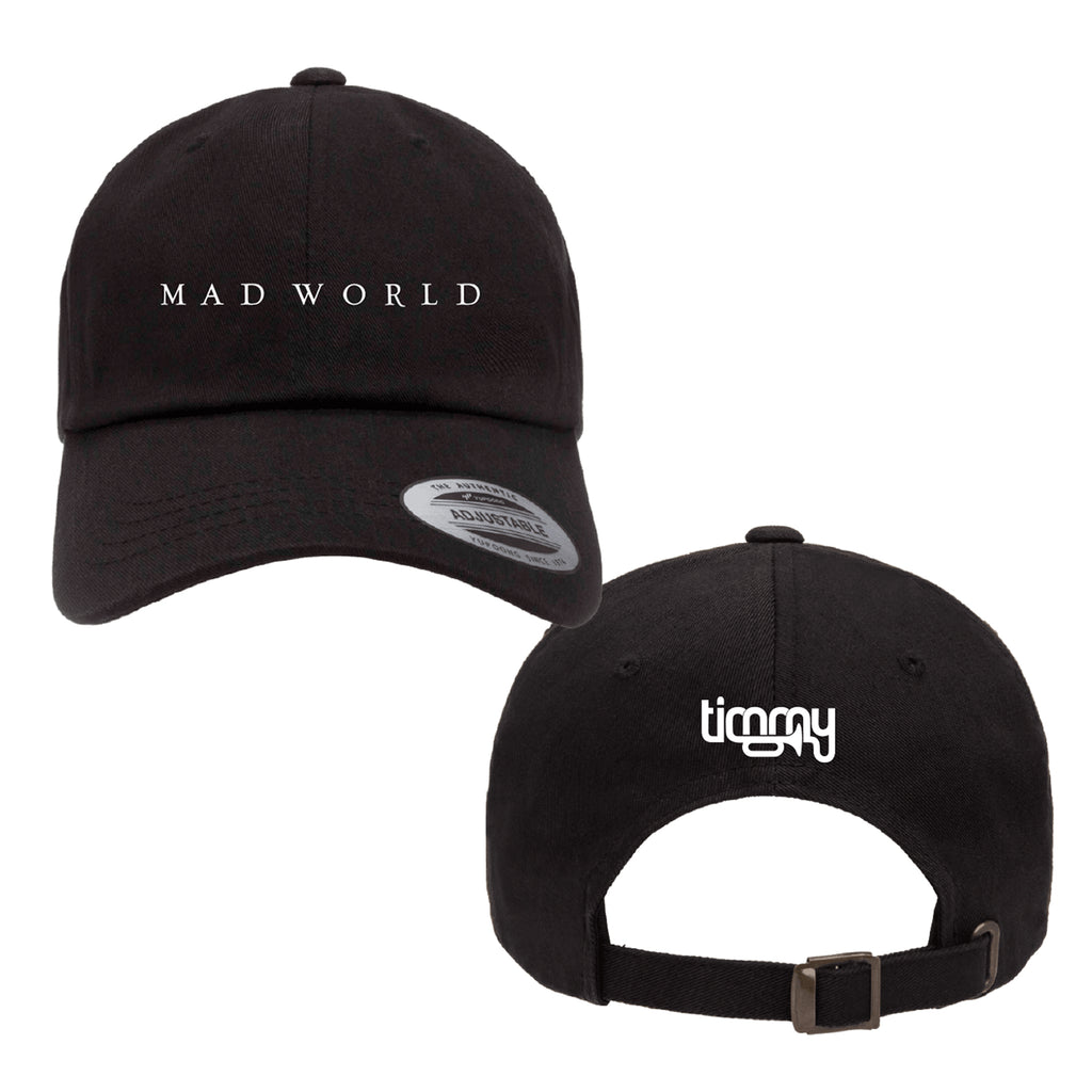 Mad World Album Polo Cap (presale)