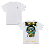Space Rocker Tee - White