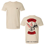 Sydney Wings Tee - Cream