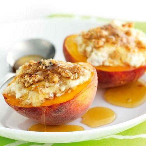 Peachy Pie Cobbler