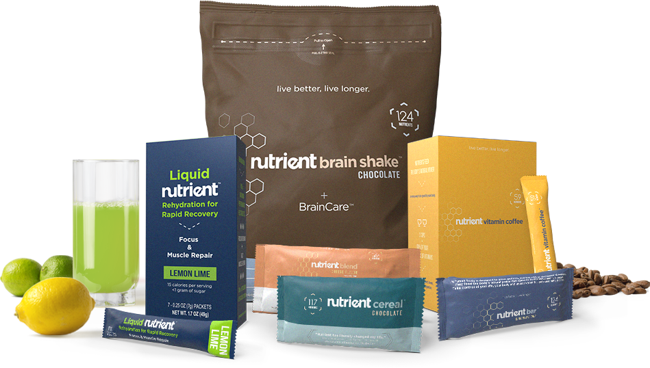 nutrient foods product family