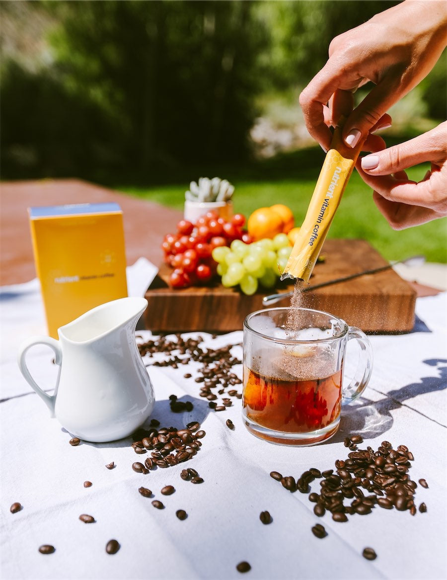 nutrient coffee instant iced coffee