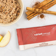 Nutrient Oatmeal 5-pack-Bold-Nutrient-Apple Cinnamon-Nutrient
