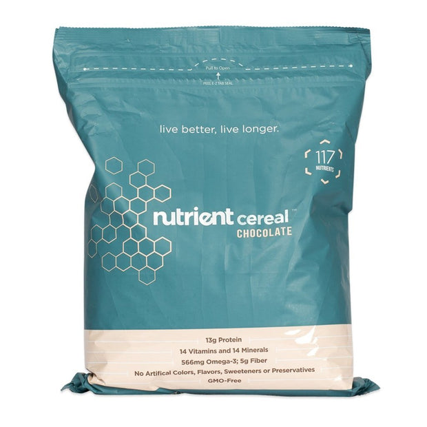 Nutrient Cereal Bag