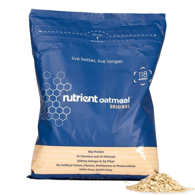 Nutrient Oatmeal Bag-Bold-Nutrient-Original-Nutrient