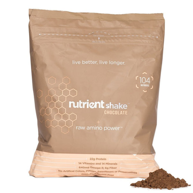 Nutrient Shake Bag-Bold-Nutrient-Chocolate-Nutrient