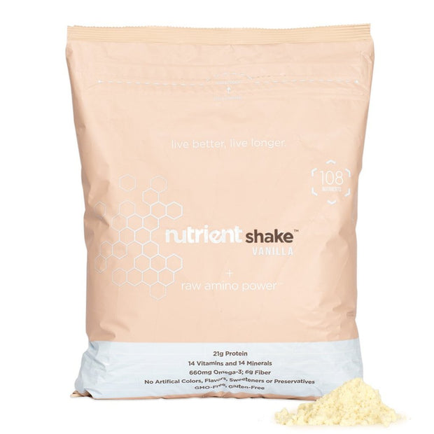 Nutrient Shake Bag-Bold-Nutrient-Vanilla-Nutrient