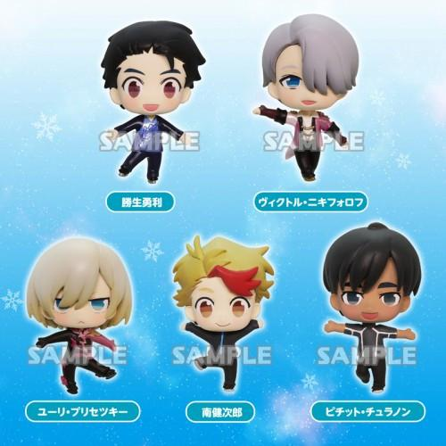 Yuri on Ice: Bushiroad Creative Figures
