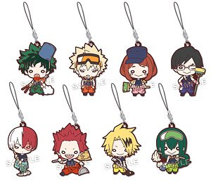Hero Academia: Cleanliness Nitotan Rubber Straps