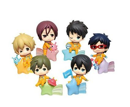 Free! Eternal Summer: Iwatobi Swim Club Star Night Figure