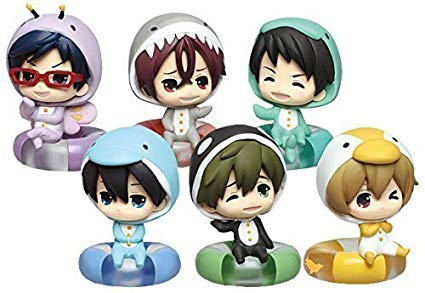 Free! Eternal Summer: Iwatobi Swim Club Marine Morning Figure