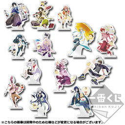 IDOLiSH7: Memorial Series Acrylic Stands