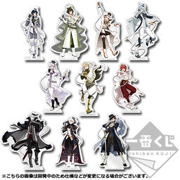 IDOLiSH7: Smaller Star Base Acrylic Stands