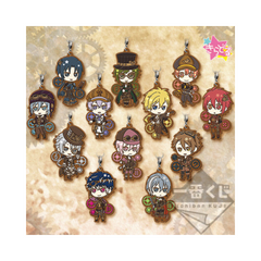 IDOLiSH7: Mechanical Lullaby Rubber Straps