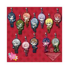 IDOLISH7: 12 Dealer Show Kuji Rubber Straps