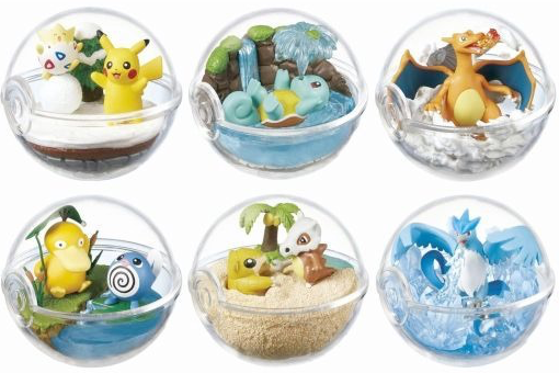 Pokemon: Small Figures Set A