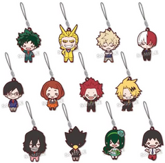Hero Academia: Party Ver. Nitotan Rubber Straps