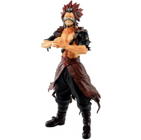 Hero Academia: Fighting Heroes feat. One's Justice KIRISHIMA FIGURE
