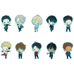 Yuri on Ice: Kotobukiya Rubber Straps