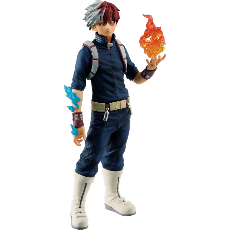 Hero Academia: Fighting Heroes feat. One's Justice TODOROKI FIGURE
