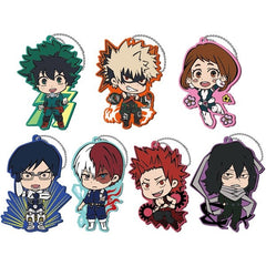 Hero Academia: Toji Colle Rubber Straps