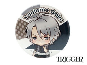 IDOLiSH7: Gaku Yaotome Can Badge
