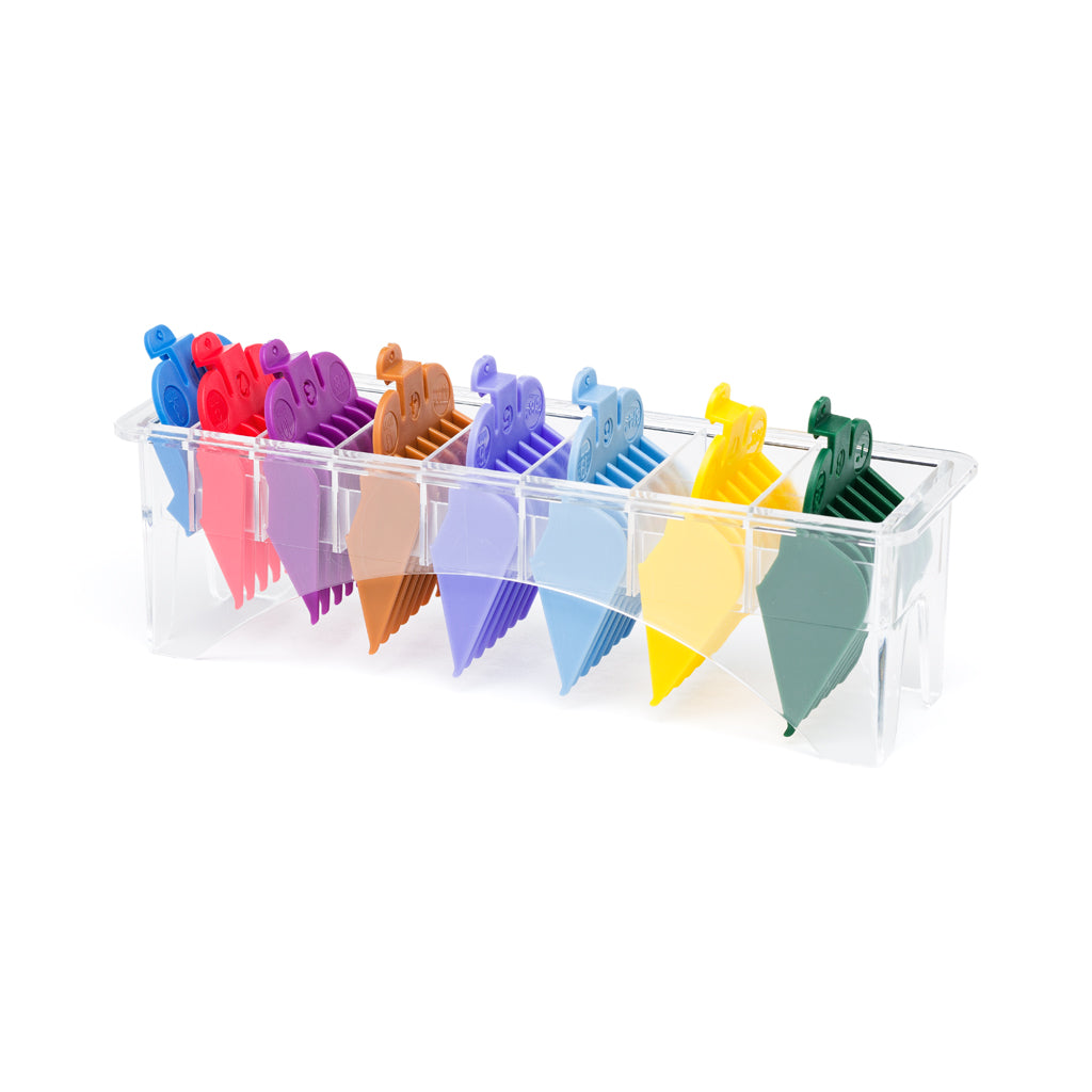 MULTI COLOR CLIPPER GUARDS