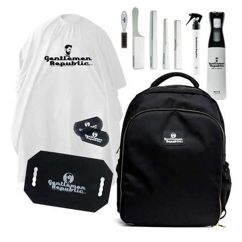 GENTLEMEN REPUBLIC BACKPACK BUNDLE