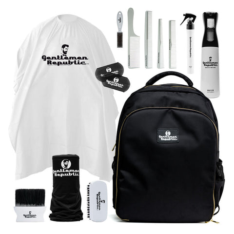 New Gentlemen Republic Backpack Bundle