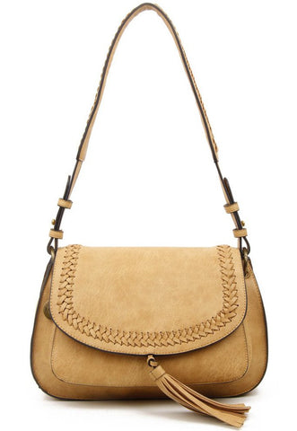 Alice Purse Sand, Purse, Carte Blanche Boutique - Carte Blanche Boutique