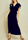 Bailey Dress, maxi dress, Entro - Carte Blanche Boutique
