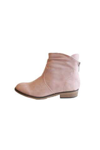 Becky Bootie Pink, Booties, Cityclassified - Carte Blanche Boutique