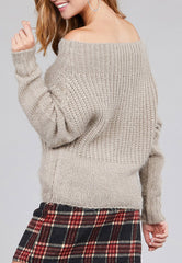 Gracie Sweater, Sweater, Carte Blanche Boutique - Carte Blanche Boutique