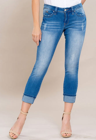 Kate Mid Wash Jeans, Jeans, YMI - Carte Blanche Boutique