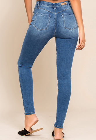 Maia High Rise Skinnies, Jeans, YMI - Carte Blanche Boutique