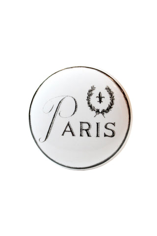 Paris Drawer Pull, Gift, Carte Blanche Boutique - Carte Blanche Boutique