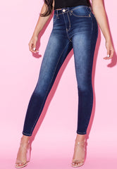 Selena High Rise Skinnies, Jeans, YMI - Carte Blanche Boutique